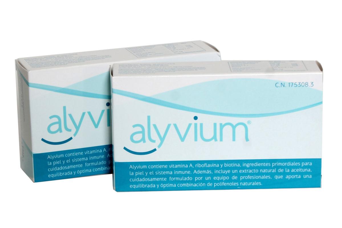 Alyvium® looduslik toidulisand vitamiinide ja oliivi polüfenoolidega