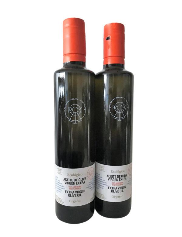 Orgaaniline külmpressitud oliiviõli Set & Ros Filtreeritud